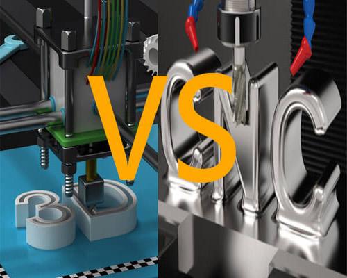 پرینتر سه بعدی یا دستگاه برش CNC