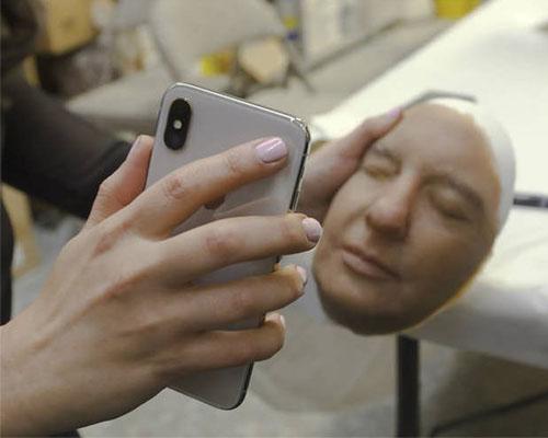 قفل تشخیص چهره آیفون 10میتواند با یک چاپگر 3 بعدی شکسته شود
