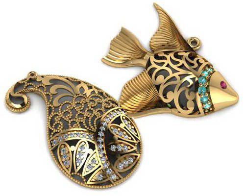 چگونه طلا و جواهرات سفارشی تولید کنیم