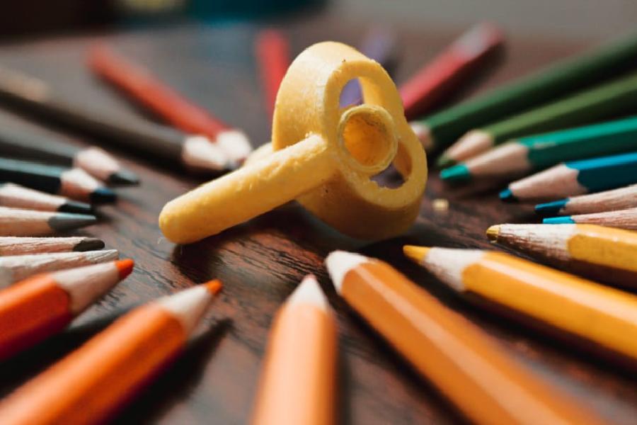 مدادگیر ، راحت نویس , پرینت سه بعدی
