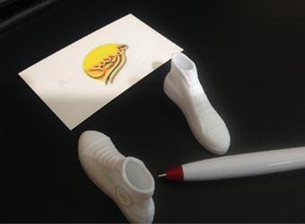 چاپ سه بعدی قطعات کوچک